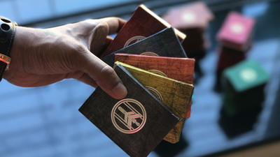 FIBER BOARDS Cardistry Trainers by Magic Encarta