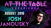 At The Table Live Josh Janousky August 1st, 2018 video DOWNLOAD