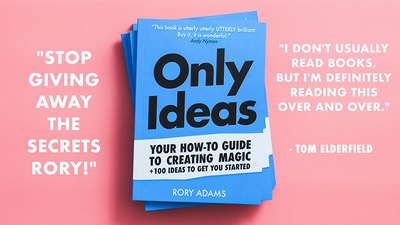 Only Ideas by Rory Adams