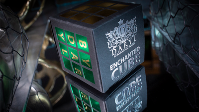 The Enchanted Cube (With Online Instruction) by DARYL