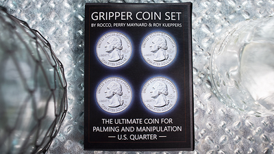 GRIPPER COINS by Rocco!