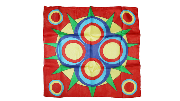 18 inch Medallion Spike Silk(single)by Gosh
