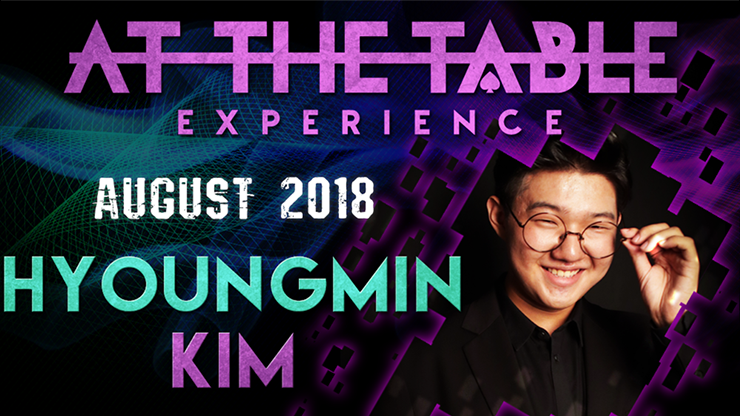 At The Table Live Hyoungmin Kim August 15, 2018 video DOWNLOAD