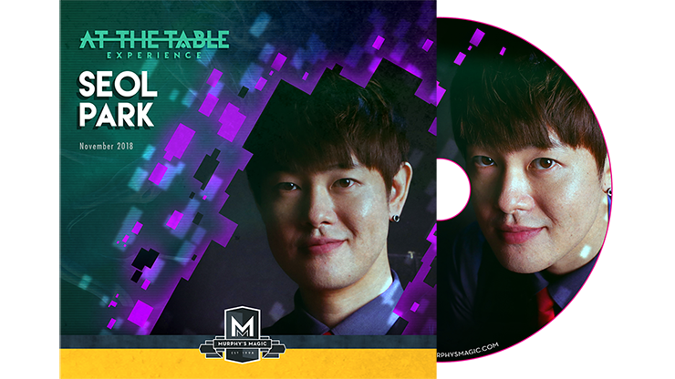 At The Table Live Seol Park - DVD