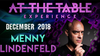 At The Table Live Menny Lindenfeld December 19, 2018 video DOWNLOAD