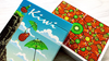 Kiwi Playing Cards by Mattia Santangelo