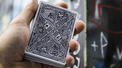 Street Edition Playing Cards by Joker and the Thief