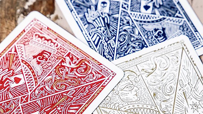 Midnight Blue Edition Playing Cards by Joker and the Thief
