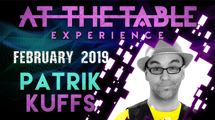 At The Table Live Lecture Patrik Kuffs February 20th 2019 video DOWNLOAD