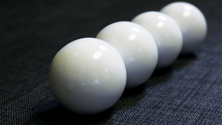 Wooden Billiard Balls by Classic Collections