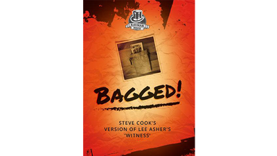 Bagged! (Gimmick and online instructions) by Steve Cook and Kaymar Magic