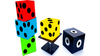 MENTAL DICE (COLOR) by Tora Magic