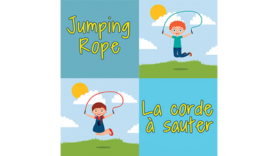 Jumping Rope by Magie Climax