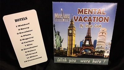 Mental Vacation by Merlins
