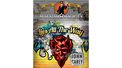 Lies All the Way by John Carey