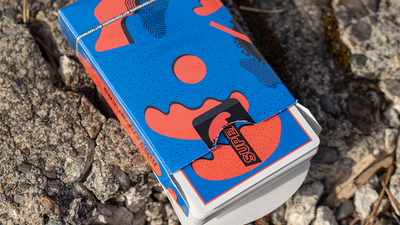 Limited Edition Superfly Butterfingers Playing Cards by Gemini