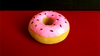Sponge Pink Doughnut (Sprinkles) by Alexander May