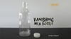 Vanishing Milk Bottle (JUMBO DELUXE) by Sorcier Magic