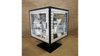Smart Glassy Cube (4 Times with Materials) by Tora Magic