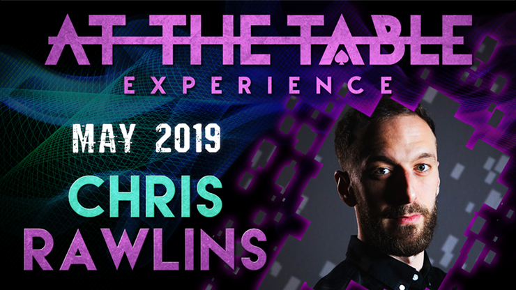 At The Table Live Lecture Chris Rawlins 2 May 15th 2019 video DOWNLOAD