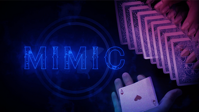 Mimic (DVD and Gimmick) by SansMinds Creative Lab