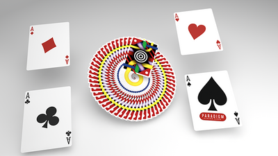 Paradigm Playing Cards by Derek Grimes