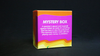 Mystery Box by John Kennedy Magic