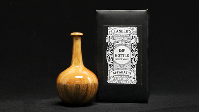 Imp Bottle (Mixed Wood) by Zanders Magical Apparatus