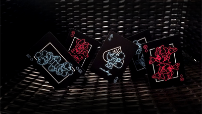 Mickey Mouse Neon Playing Cards  ( CARDSMICKEYNE )  Playing Cards