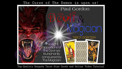 The Devil & the Magician by Paul Gordon
