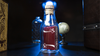 Cherry Casino Impossible Bottles by Stanley Yashayev