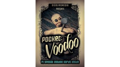 Pocket Voodoo (Gimmicks and Online Instructions) by Liam Montier