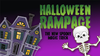 Halloween Rampage by Razamatazz Magic