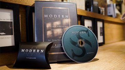 Modern Function Vol.1 (DVD and Gimmicks) by Sang Soon Kim