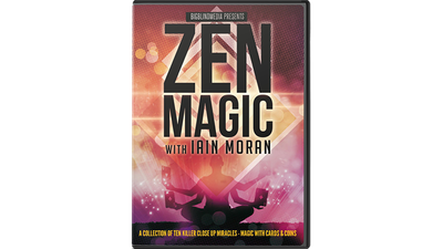 Zen Magic with Iain Moran - Magic With Cards and Coins