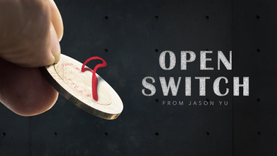 Open Switch (DVD and Gimmicks) by Jason Yu