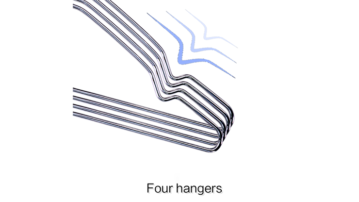 Linking Hangers by Albert Tam