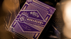 Monarch Royal Edition (Purple) Playing Cards by Theory 11