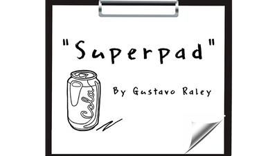 Super Pad 2 (Gimmicks and Online Instructions) by Gustavo Raley