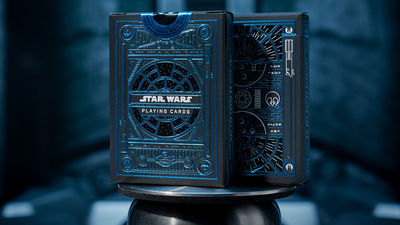 Star Wars Light Side (Blue) Playing Cards by Theory 11