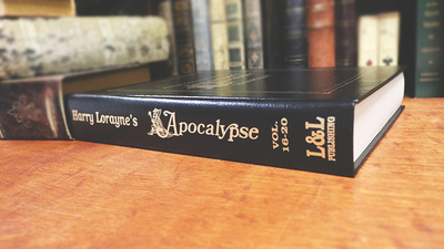 Apocalypse Deluxe 16-20 - #4 (Signed and Numbered) by Harry Loranye
