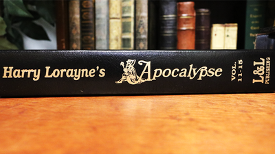 Apocalypse Deluxe 11-15 (Signed and Numbered) by Harry Loranye