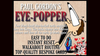 EYE POPPER by Paul Gordon (Gimmick and Online Instructions)