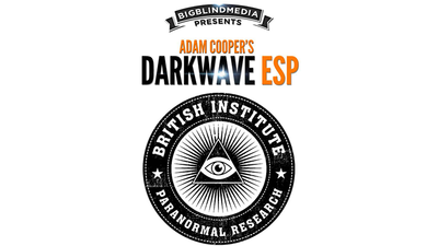 Darkwave ESP (Gimmicks and Online Instructions) by Adam Cooper