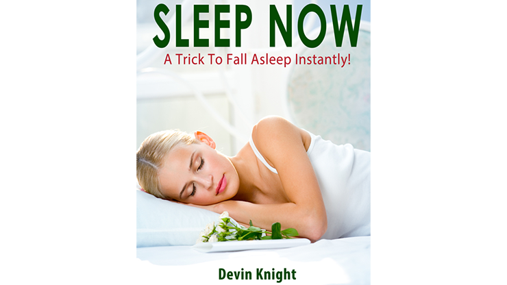 INSTANT SLEEP FOR MAGICIANS by Devin Knight eBook DOWNLOAD