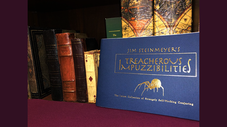 Treacherous Impuzzibilities by Jim Steinmeyer