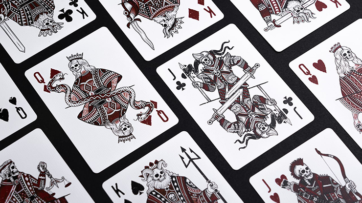 666 Playing Cards by Riffle Shuffle