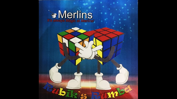 RUBIK RHUMBA by Merlins