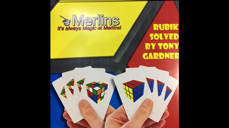 RUBIK SOLVED by Merlins