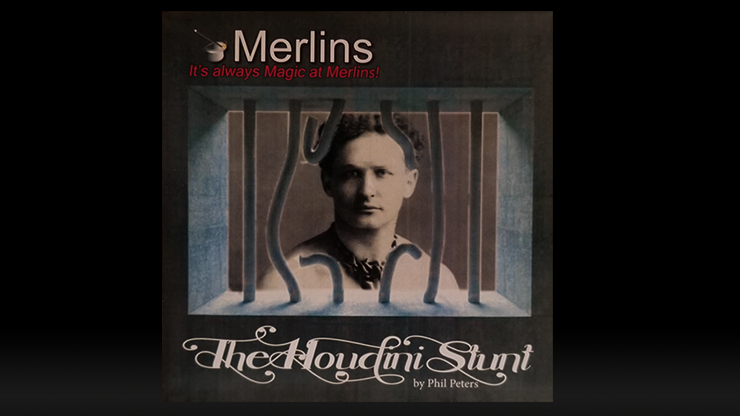 HOUDINI STUNT by Merlins